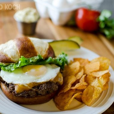 Best of the Farm Burger Krafted Koch