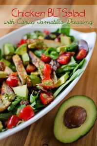 Savory Southwest Salad