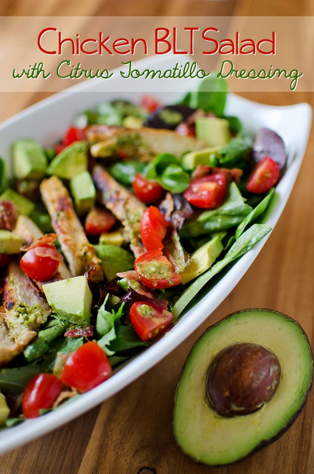Savory Southwest Salad