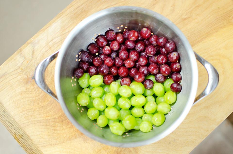 Creamy Grape Salad 2