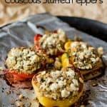 Mediterranean Lamb & Couscous Stuffed Peppers Krafted Koch Greek