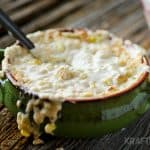 Corn & Green Chili Con Queso Dip - Krafted Koch