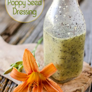 Citrus Poppyseed Dressing - Krafted Koch