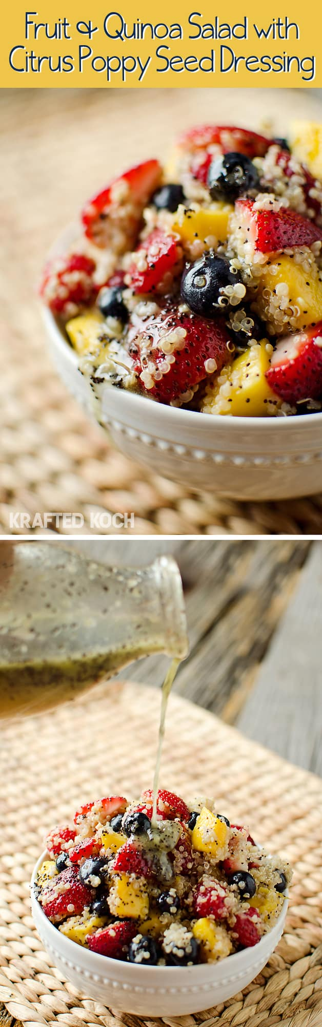 Citrus Salad With Creamy Poppy Seed Dressing Recipes — Dishmaps