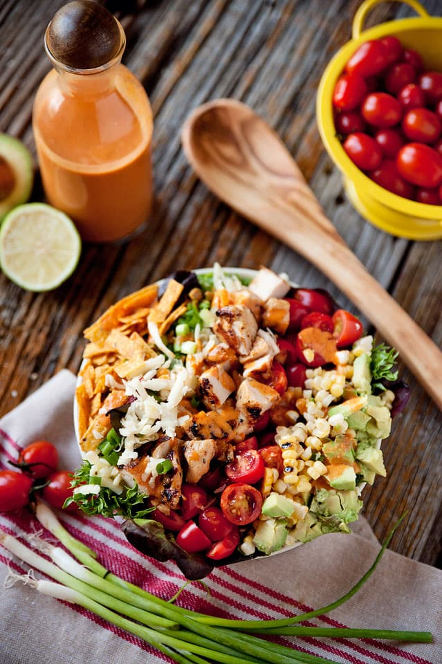 Chipotle Lime Southwest Dressing - Krafted Koch