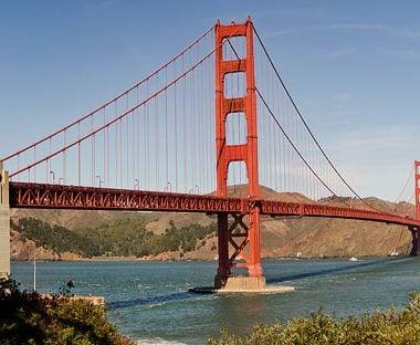 Golden Gate Bridge San Francisco, California