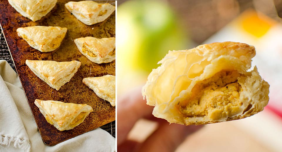 Harvest Squash Turnovers ~ Page 2 of 2 ~ The Creative Bite