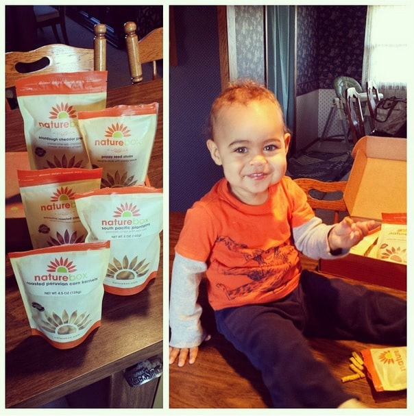 Krafted Koch Instagram NatureBox