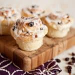 Raisin Pecan Sweet Rolls Breakfast
