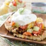 Mediterranean Tuna & Quinoa Cakes - Krafted Koch