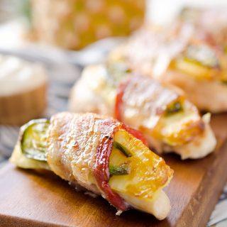 Roasted Jalapeno, Pineapple & Chicken Tenders