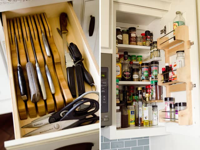 New Kitchen Remodel House - Storage Solutions Spicy Shelf