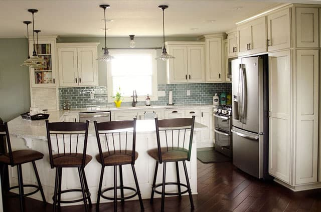 New-Kitchen-Remodel-House-Tour-Before-&-After