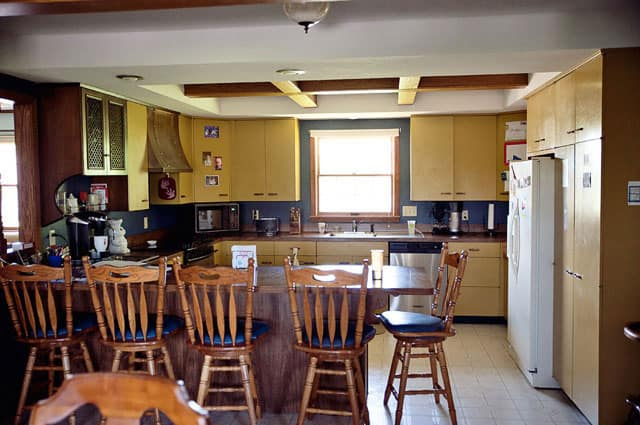 Kitchen Remodel – From dark and dated to bright and beautiful!
