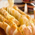Southwest Cheesy Pull-Apart Bread with Campbell's Soup