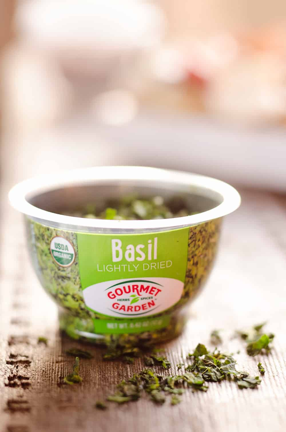 Gourmet Garden Lightly Dried Herbs Basil