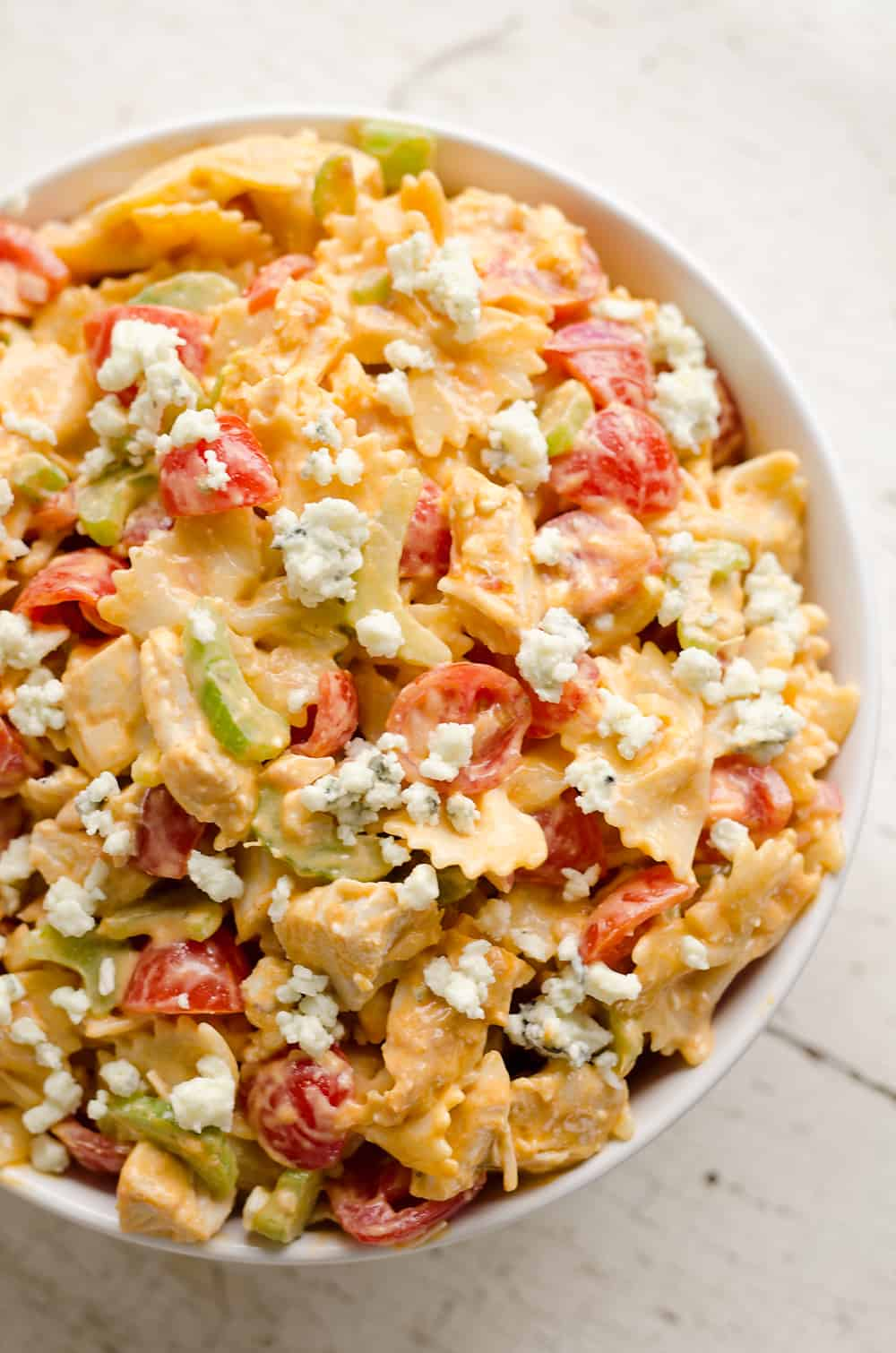 Buffalo-Ranch-Chicken-Pasta-Salad---The-Creative-Bite-4-copy