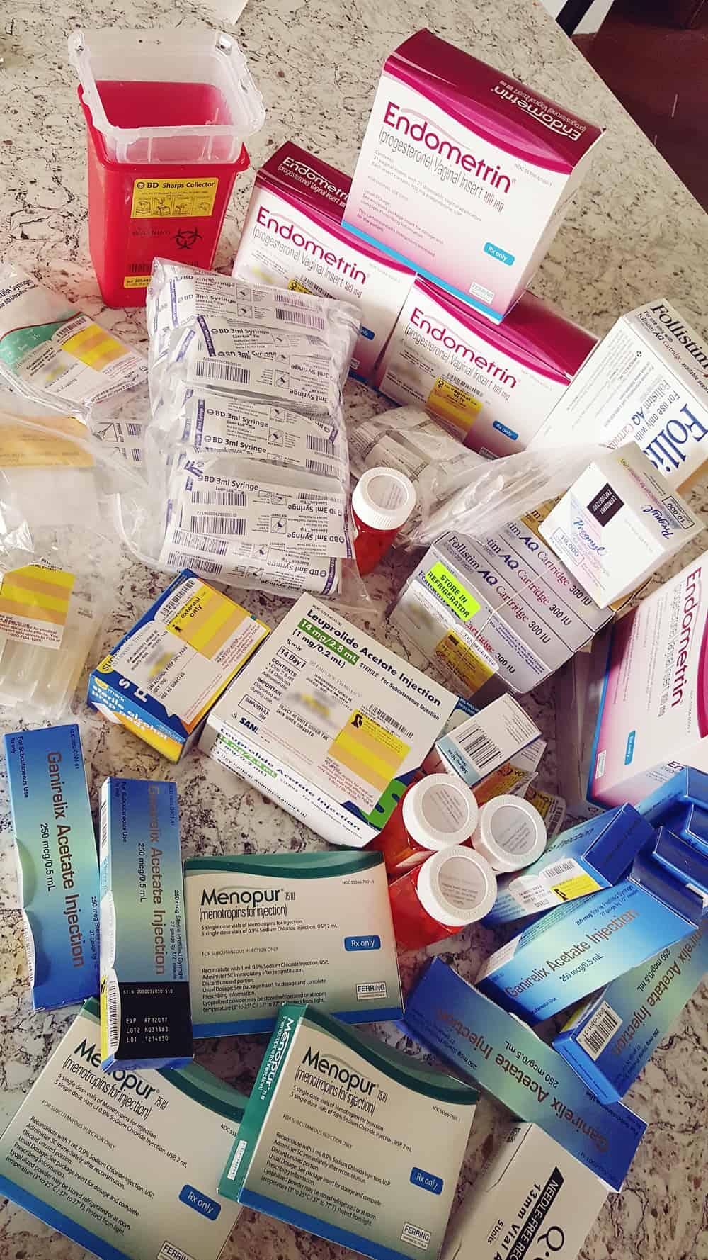 IVF Medications