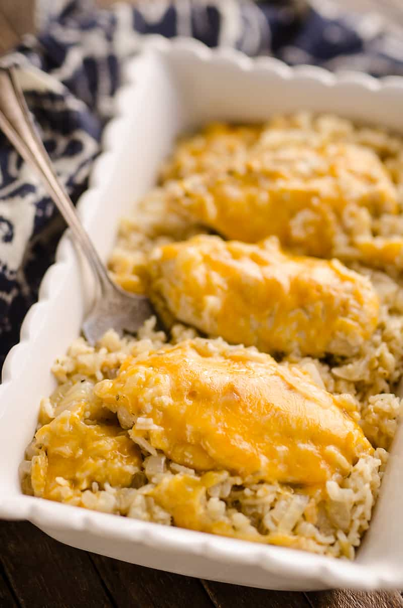 Pressure Cooker Salsa Verde Chicken \u0026 Rice