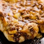 Caramel Apple Pecan Monkey Bread