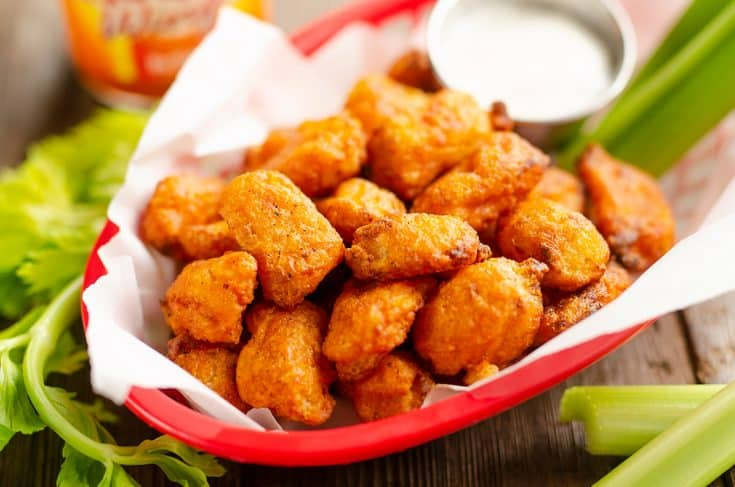 Cauliflower Tots - Low Carb Appetizer