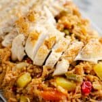 Pressure Cooker Pineapple BBQ Chicken & Rice pic