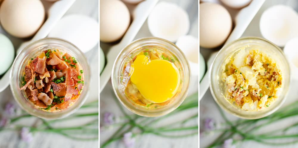 These Easy Microwave Scrambled Egg Cup Recipes 3 easy steps