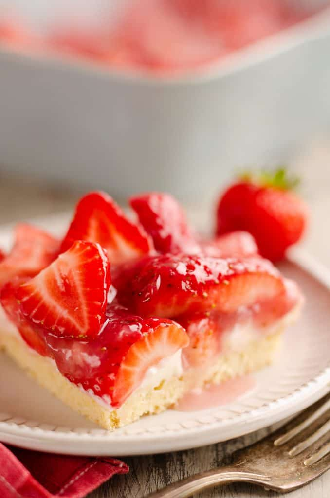 Fresh Strawberry Pie Bars Recipe Jpeg