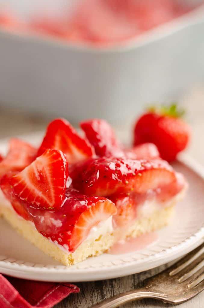 Fresh Strawberry Pie Bars Recipe Jpeg