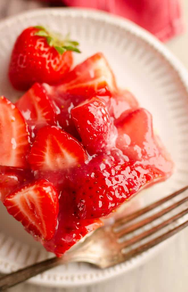 Fresh Strawberry Pie Bars Recipe Picture