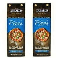 Delallo Italian Pizza Dough Kit (Pack of 2)