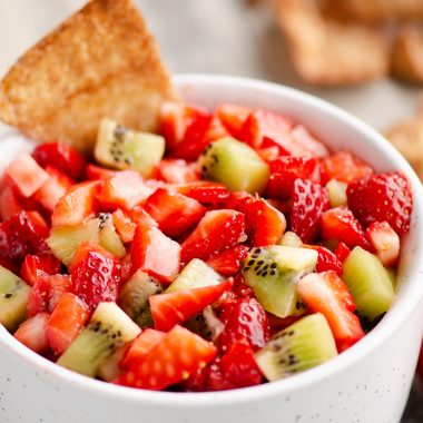 Sweet Strawberry Salsa image