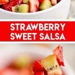 Sweet Strawberry Salsa