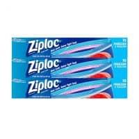 Ziploc Freezer Bags, Two Gallon