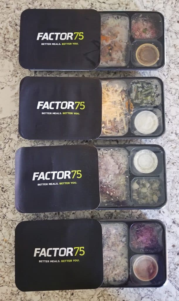 Factor 75 Prepared Healthy Meals