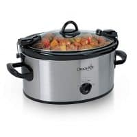 Crock-Pot Cook Manual Slow Cooker