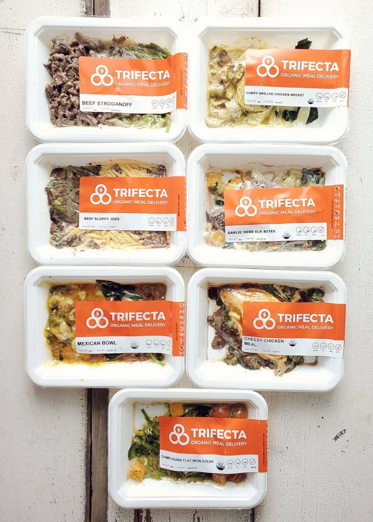 Honest Trifecta Meal Delivery Service Review