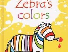 That's Not My Zebra's Colors