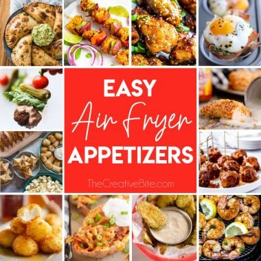 Easy Air Fryer Appetizers