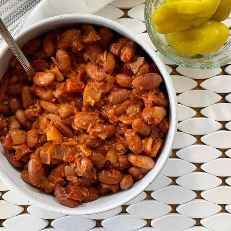 Kidney Bean Stew
