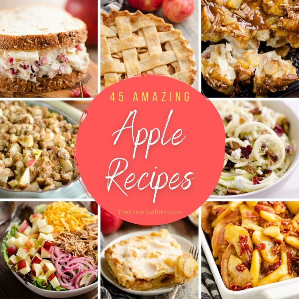 Apple Recipe Roundup Image