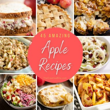 Apple Recipe Roundup Image