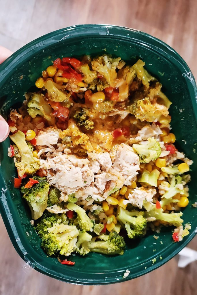 Freshly Sierra Chicken Bowl meal photo