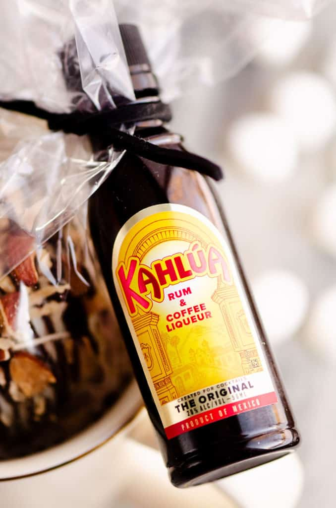 Kahlua mini bottle